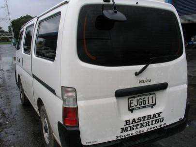 nissan caravan   active